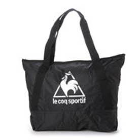 ルコックスポルティフ le coq sportif トートバッグ コンパクトトートバッグ [ユニセックス] QA-670155 (ブラック)