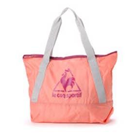 ルコックスポルティフ le coq sportif トートバッグ コンパクトトートバッグ [ユニセックス] QA-670155 (ピンク)