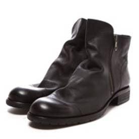 ヴァリジスタ VARISISTA ダブルジップブーツ(ブラック)
