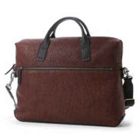 エコー ECCO ECCO Ioma Slim Briefcase (COFFEE)