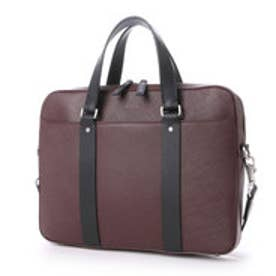 エコー ECCO ECCO Glenn Small Briefcase (BORDEAUX)