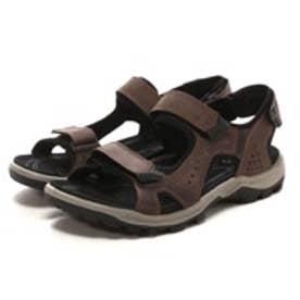 エコー ECCO OFFROAD LITE (MENS)(COFFEE/BRICK)