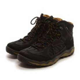 エコー ECCO ULTERRA MEN'S(BLACK/BLACK/DRIED TOBACCO)