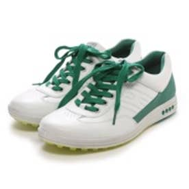 エコー ECCO Street Evo One(WHITE/MASTERS GREEN)