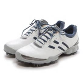 エコー ECCO Biom Golf(WHITE/DENIM BLUE)