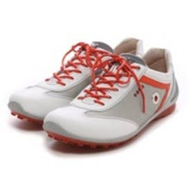 エコー ECCO MEN'S GOLF BIOM ZERO(WHITE/CONCRETE/FIRE)