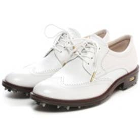 エコー ECCO MENS GOLF NEW WORLD CLASS(WHITE/WHITE)