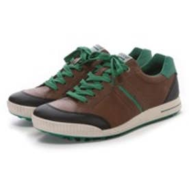 エコー ECCO MEN'S GOLF STREET(BIRCH/BLACK/PURE GREEN)