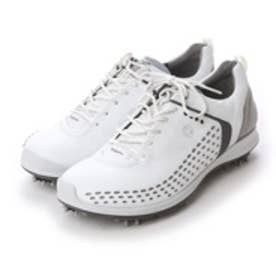 エコー ECCO ECCO MEN'S GOLF BIOM G 2 (WHITE/DARK SHADOW)