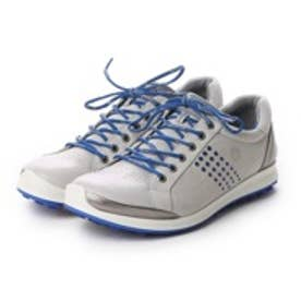 エコー ECCO ECCO MEN'S GOLF BIOM HYBRID 2 (CONCRETE/ROYAL)