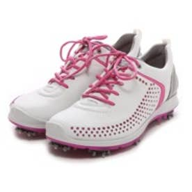 エコー ECCO WOMEN'S GOLF BIOM G 2(WHITE/CANDY)