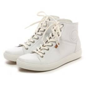エコー ECCO SOFT 7 LADIES(WHITE)