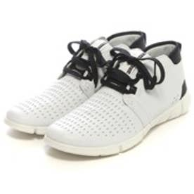 エコー ECCO Intrinsic Chukka (WHITE)