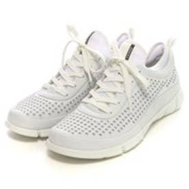 エコー ECCO Intrinsic Sneaker (WHITE/WHITE)