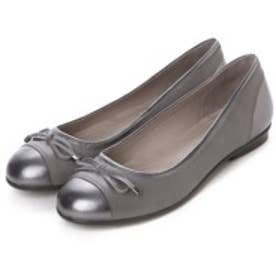 エコー ECCO ECCO TOUCH BALLERINA (DARK SHADOW METALLIC/TITANIUM)