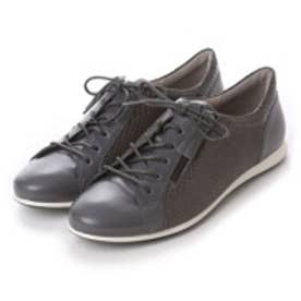 エコー ECCO ECCO TOUCH SNEAKER (DARK SHADOW/DARK SHADOW)