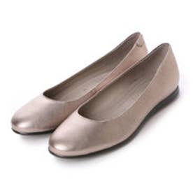 エコー ECCO ECCO Touch Ballerina 2.0 (WARM GREY METALLIC)