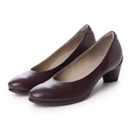 エコー ECCO ECCO Sculptured 45 Plain Pump (MAUVE)