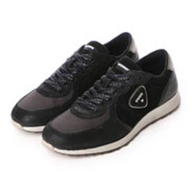 エコー ECCO ECCO SNEAK LADIES (BLACK-BLACK/BLACK/BLACK)