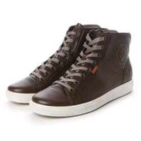 エコー ECCO ECCO Womens Soft 7 High Top (TARMAC)