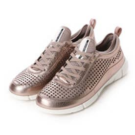 エコー ECCO ECCO Womens Intrinsic Sneaker (WARM GREY METALLIC)