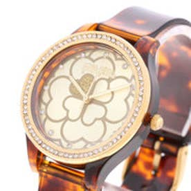 フォリフォリ Folli Follie JELLY WATCH SANTORINI FLOWER EDITION (トータルシェル)