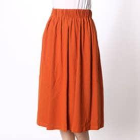 セブンアイディコンセプト 7-IDconcept. uts50+ SKショートスカート (オレンジ)
