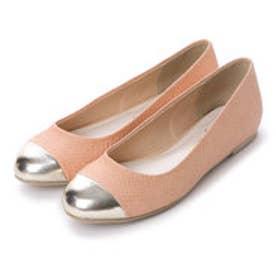 クリアインプレッション CLEAR IMPRESSION バレエシューズ革靴 (ピンク)