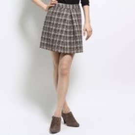 クリアインプレッション CLEAR IMPRESSION ショートスカート(クロ)