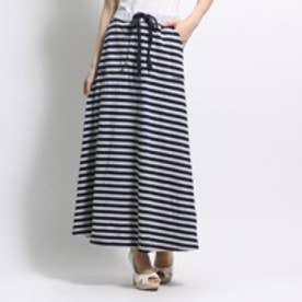 クリアインプレッション CLEAR IMPRESSION CUTスカート(ブルー)