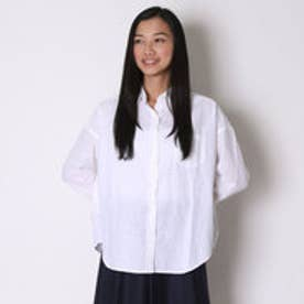クリアインプレッション CLEAR IMPRESSION BEZシャツ (オフシロ)