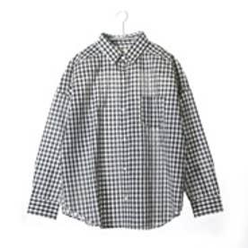 クリアインプレッション CLEAR IMPRESSION 綿キュプラシャツ (コン)