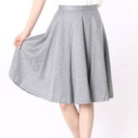 クリアインプレッション CLEAR IMPRESSION セルノーブル SKショートスカート (チャコールグレー)