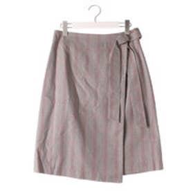 クリアインプレッション CLEAR IMPRESSION C/TEN/Wサキソショートスカート (ベージュ)