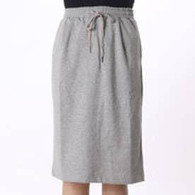 クリアインプレッション CLEAR IMPRESSION ダンボールニット SCUTスカート (モクグレー)