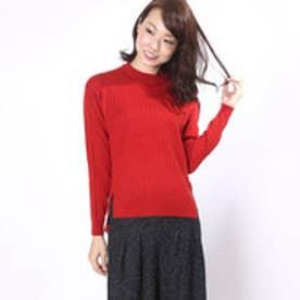 クリアインプレッション CLEAR IMPRESSION 2/36 SALLYセーター (アカ)