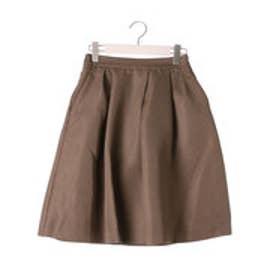 クリアインプレッション CLEAR IMPRESSION キルティング SKショートスカート (カーキ)