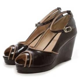 エフデ ef-de 革靴(チャ)