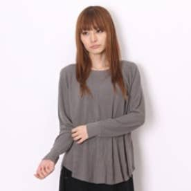 イッツインターナショナル IT'S international セーター (ミディアムグレー)