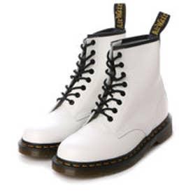 ASBee ドクターマーチン Dr.Martens 1460Z 8EYE BOOT(8ホールブーツ) 10072100 (ホワイト)