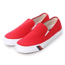 ASBee プロケッズ PRO-Keds METRO SLIP-ON(メトロスリップオン) 647501 (レッド)