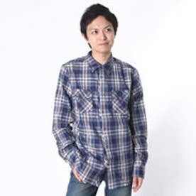 ゲス GUESS L/S BROADWAY PLAID SHIRT (D905)