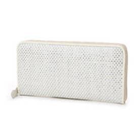 アンチフォルムデザイン Anti-Forme Design 【Afd】JIN ラウンド型財布 (ホワイト)