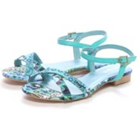 デシグアル Desigual SHOES_MARY(TURQUESA PALO)