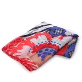 デシグアル Desigual FOULARD_RECTANGLE (AZUL MAZARINE)
