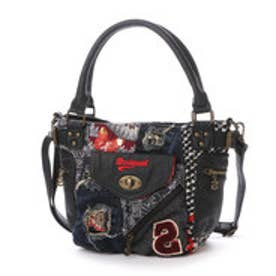 デシグアル Desigual BOLS_MCBEE MINI NORWAY (NEGRO)