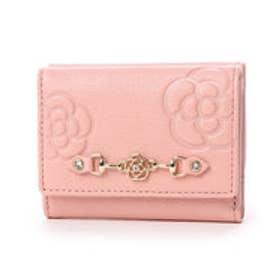 クレイサス CLATHAS レティーロ 3つ折り財布 (ピンク)