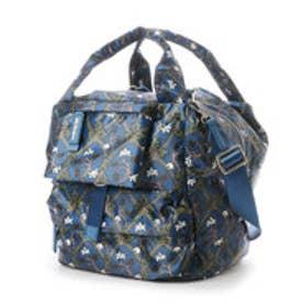 ケイタマルヤマ アクセサリーズ KEITAMARUYAMA accessories CASSIS-POCKET トートバッグ (ブルー)