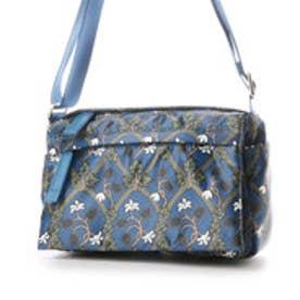 ケイタマルヤマ アクセサリーズ KEITAMARUYAMA accessories CASSIS-POCKET ショルダーバッグ (ブルー)