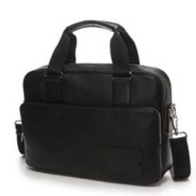 ラコステ LACOSTE CLASSIC PREMIUM COMPUTER BAG 460171 (ブラック)